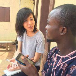 متطوعون في نيجيريا