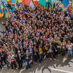 مؤتمر ويكيميديا 2016 – صورة جماعية