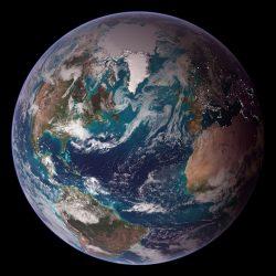 Photo of Earth
