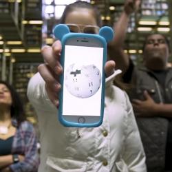 Wikipedia promotional video