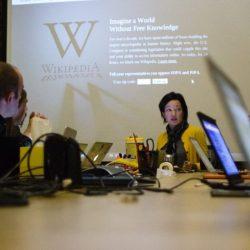 Wikimedia Foundation SOPA meeting