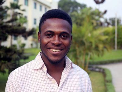 Sam Oye - Wiki Indaba 2017