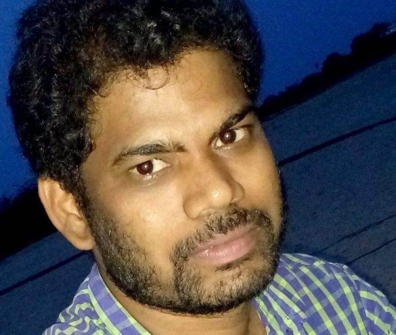 Photo of Pranayraj Vangari