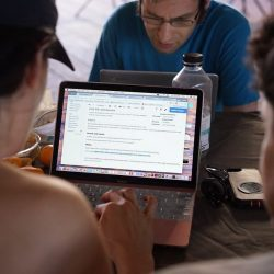Edit-a-thon and Photobooth at The High Line New York 2018