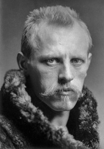 Fridtjof Nansen. Photo via the Library of Congress, public domain/CC0.