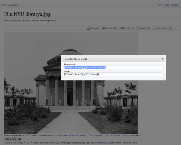 How to add your photos to Wikimedia Commons and add to the