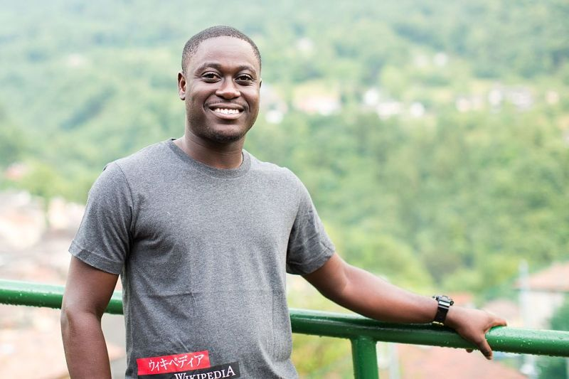 Photo of Felix Nartey