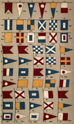 Signal Flags for maritime culture