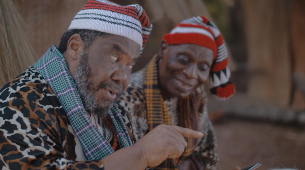 Wikipedia Okonwo video ad still
