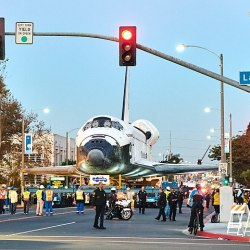 Pedro Szekely from Los Angeles, USA - Space Shuttle Endeavor