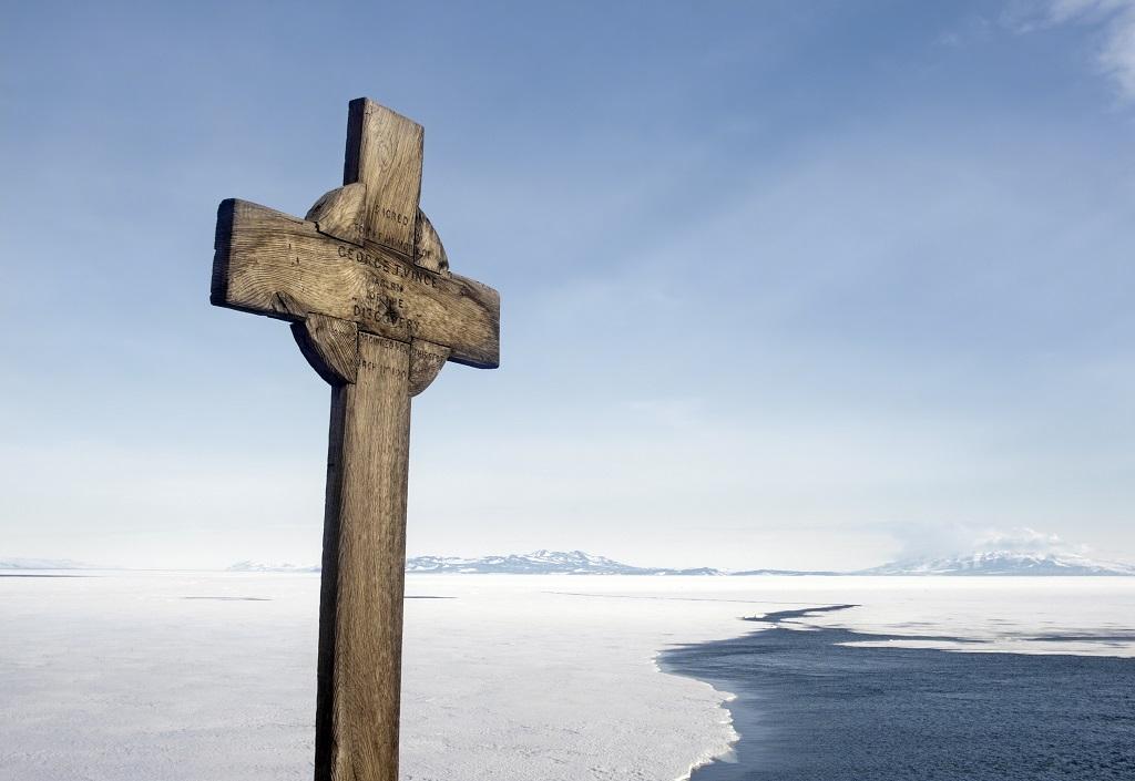 George Vince's Cross