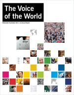 Wikimedia Foundation Annual Report 2011 cover