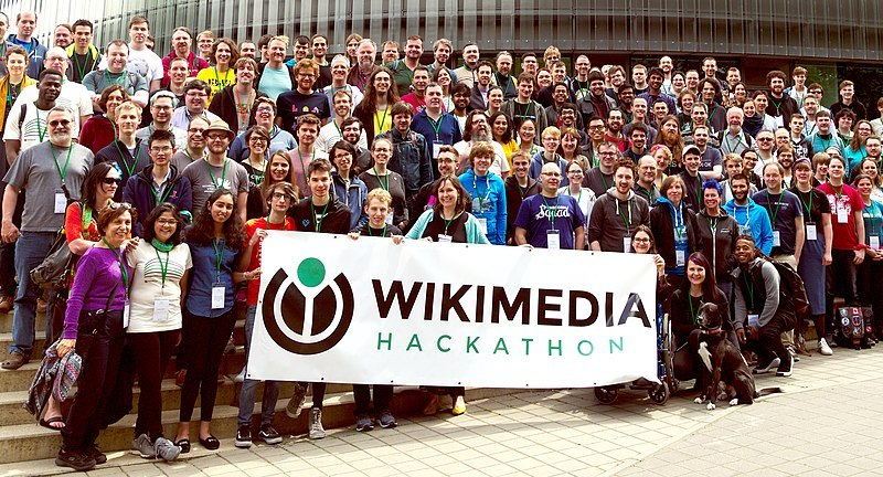 Hackathon group photo