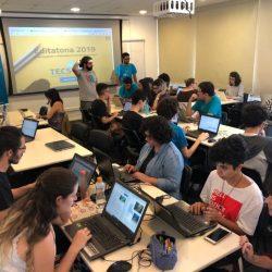 Editors at the Editatona USP 2019