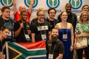 Wikimania 2018 organizers