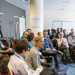 Discussion at Wikimedia Conference 2017