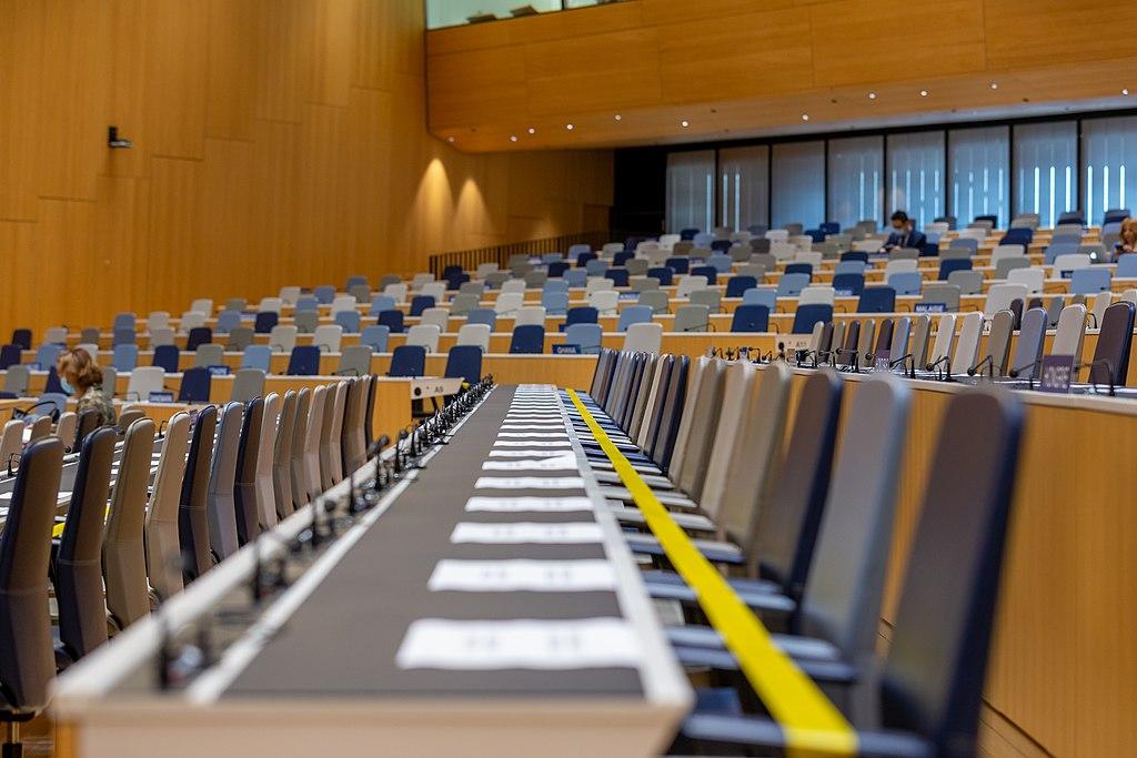 Snapshot taken during the Assemblies of WIPO Member States